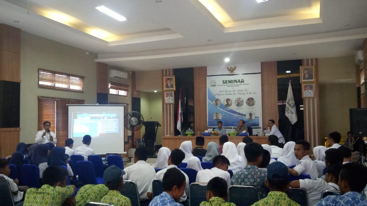 Hipmawani Sultra Edukasi Pelajar Konkep Tentang Bahaya Penyalahgunaan Narkotika