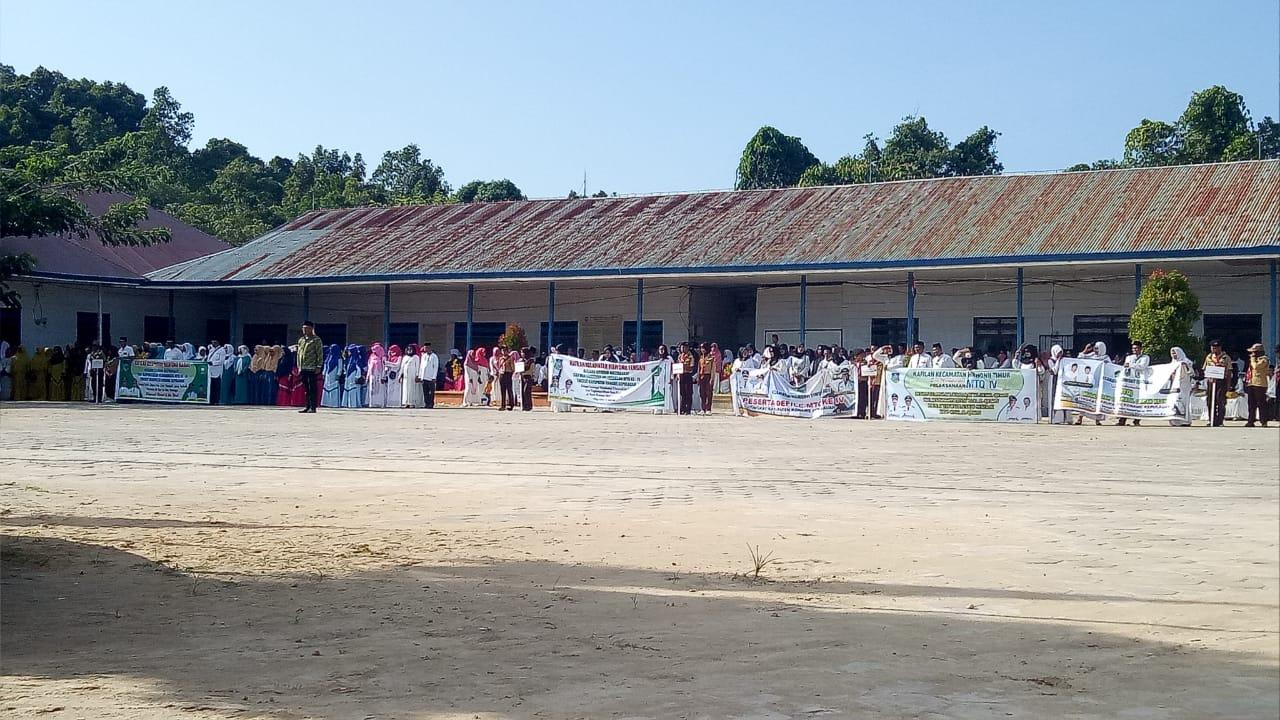 MTQ Tingkat Kabupaten Konkep Resmi Dibuka