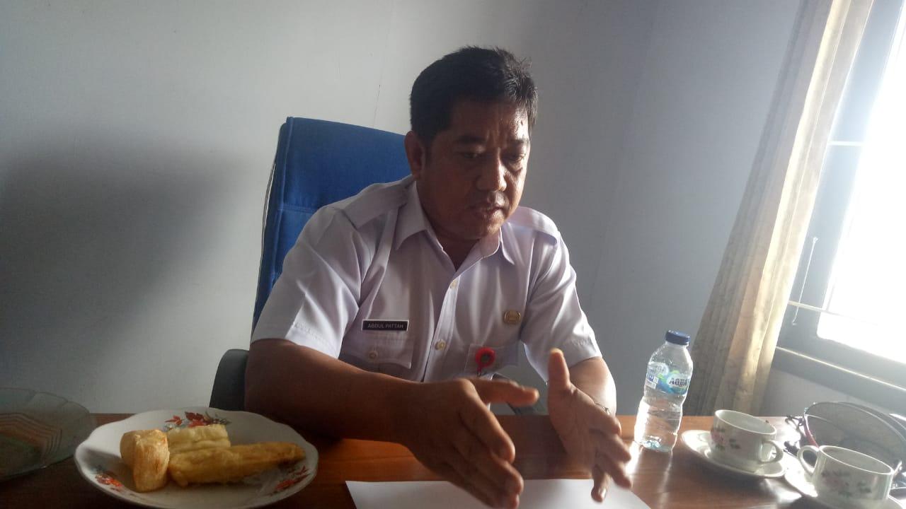 Perindagkop Konkep, Tuntaskan Pembangunan Pasar di Seluruh Kecamatan