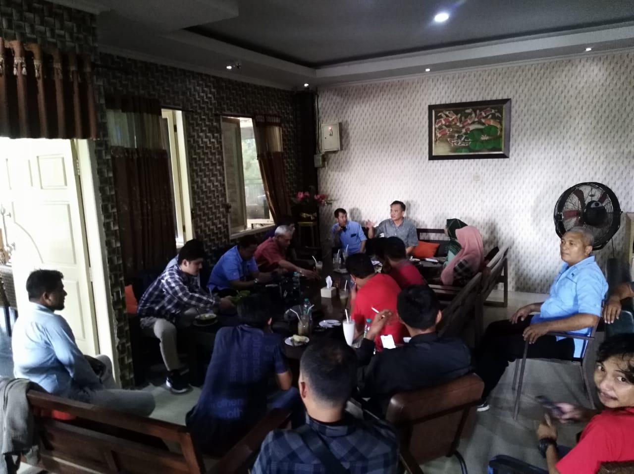 PAN Galang Media Sukseskan Kongres V di Sultra