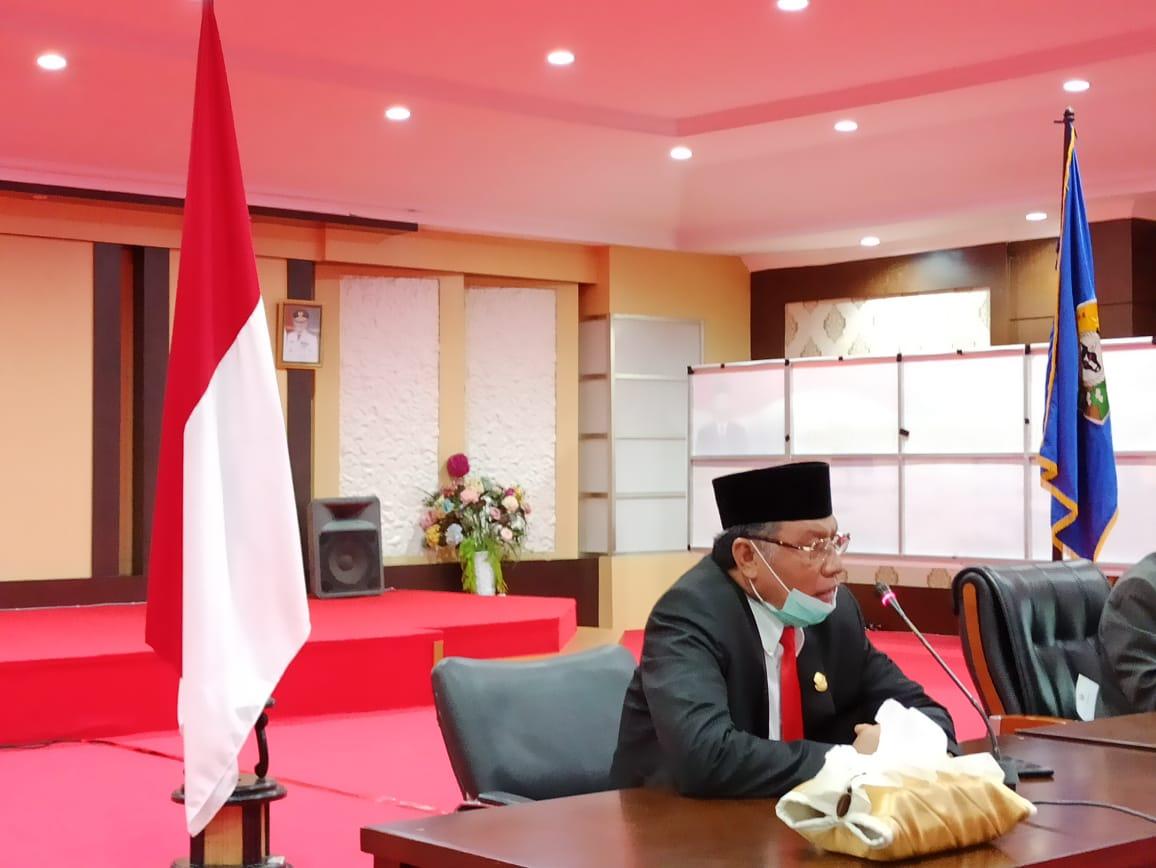 DPRD Sultra Minta Gubernur Segera Cairkan Anggaran Penanganan Covid-19