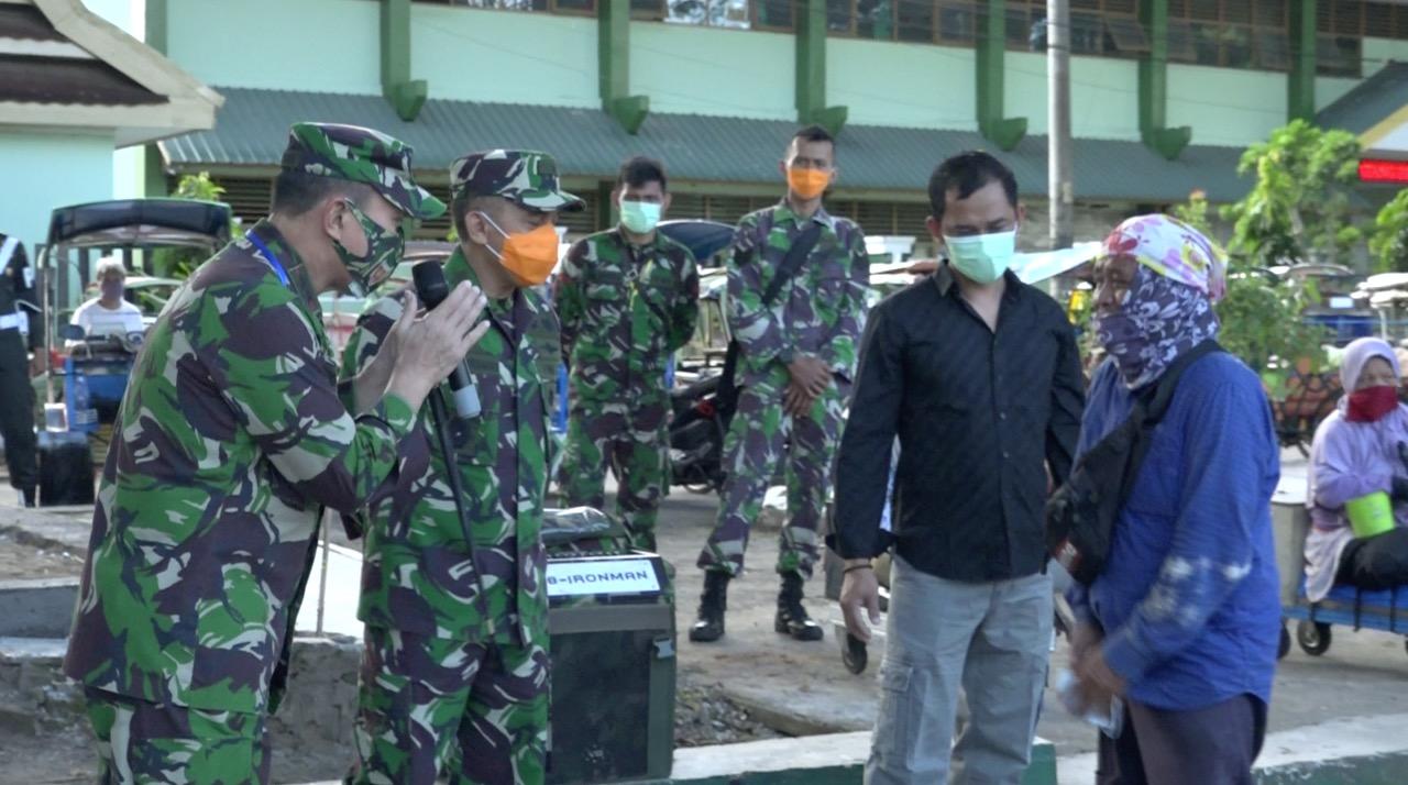 Kodam XIV/Hasanuddin Siapkan 300 Penampungan Untuk Tunawisma