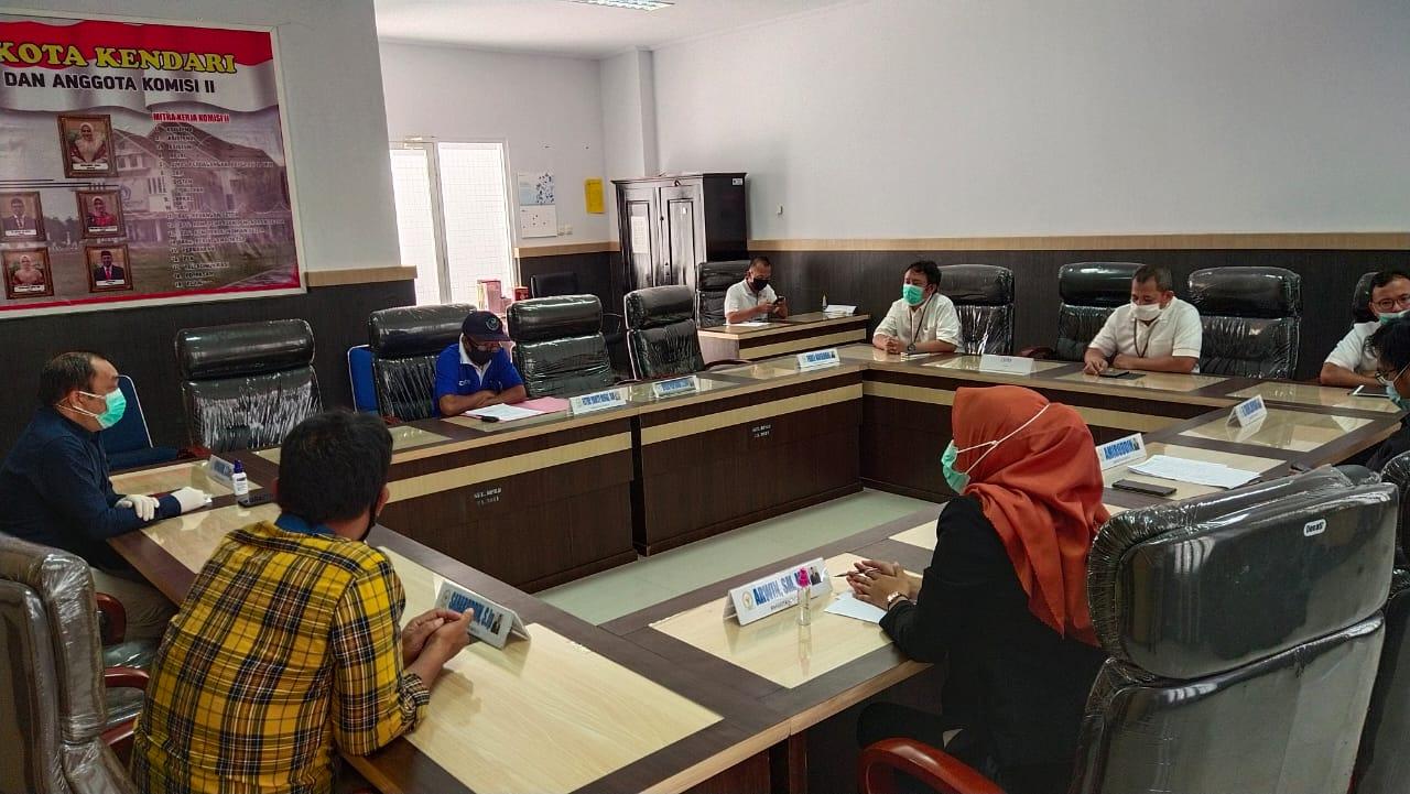 PDAM Janji Tuntaskan Perbaikan Pipa dan Bayar THR Karyawan