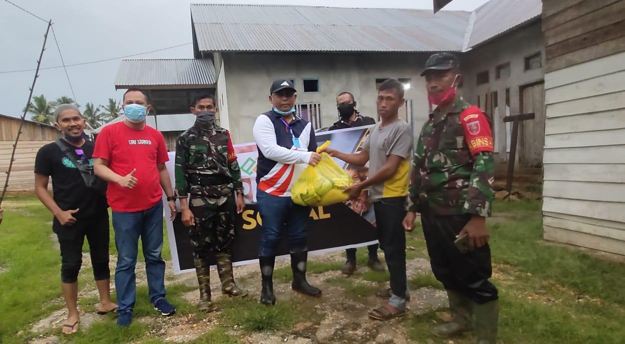 APTS Bantu Ratusan Kepala Keluarga di Dua Desa di Konsel