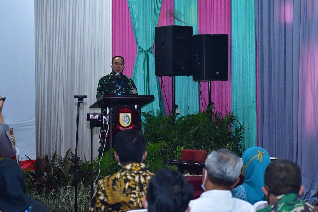 Pangdam Hasanuddin Imbau Warga Jaga Imunitas