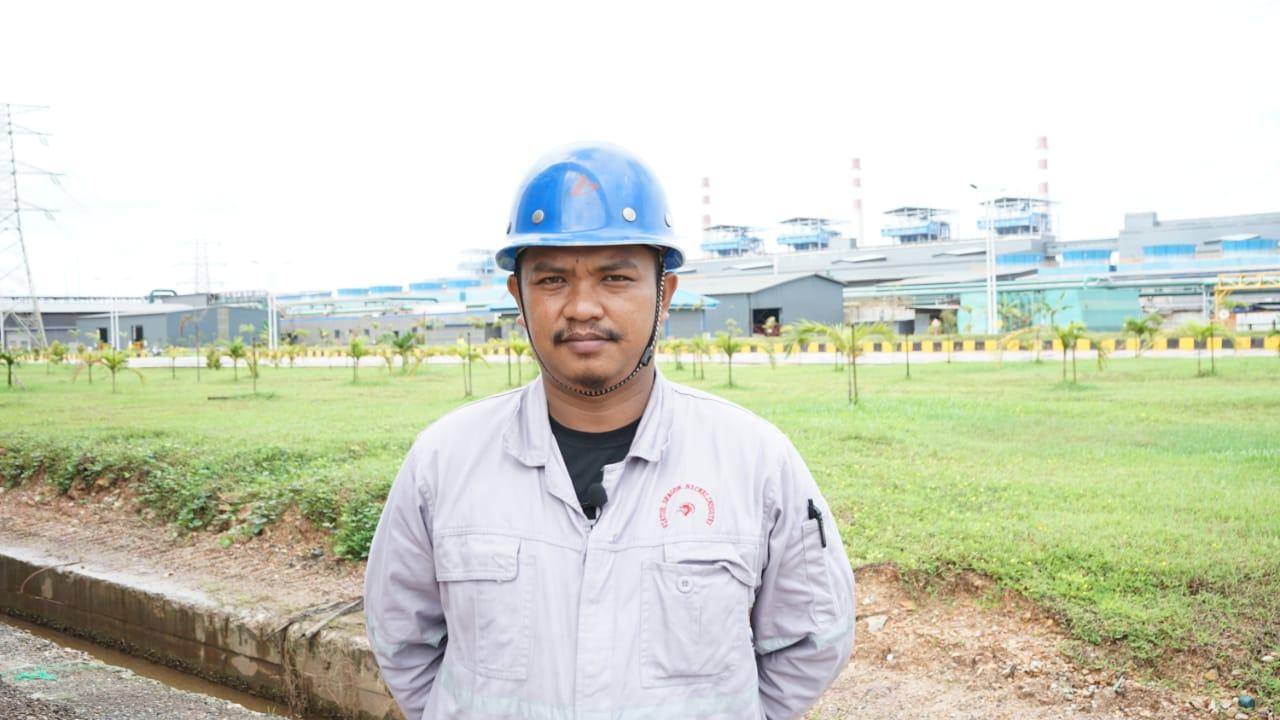 Kehadiran TKA China di Konawe Tingkatkan Skill Pekerja Lokal