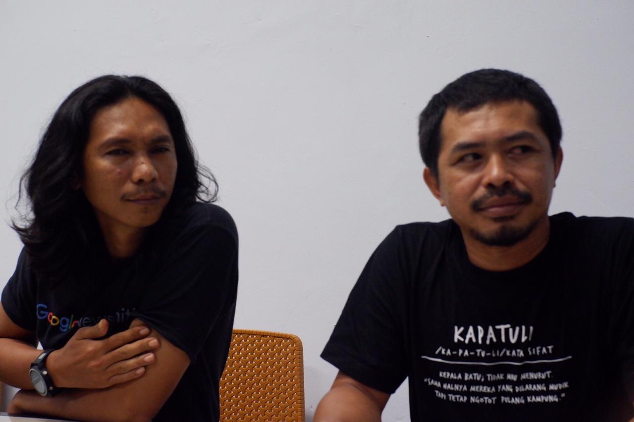AJI dan IJTI Minta Danlanud HLO Cabut dan Luruskan Pernyataannya Soal Wartawan