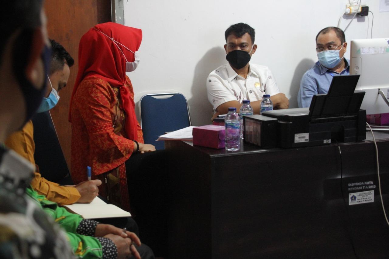 Komisi II DPRD Kendari Dorong Optimalisasi Kinerja OPD Pemerintah Kota
