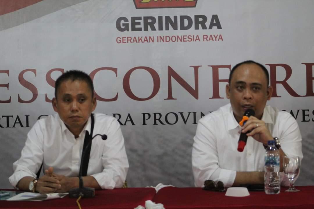 Gerindra Sultra Perkuat Kelembagaan, Segera Laksanakan Rakorda