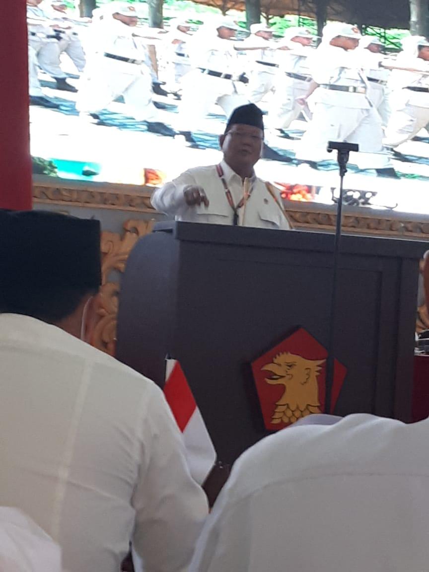 Prabowo Tunjuk Ahmad Muzani sebagai Sekjen Partai Gerindra