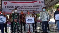 Pangdam Hasanuddin Siapkan Rp 20 M Bantu UMKM di Sultra