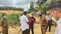 Warga Griya Asri Keluhkan Kerap Terkena Banjir Lumpur