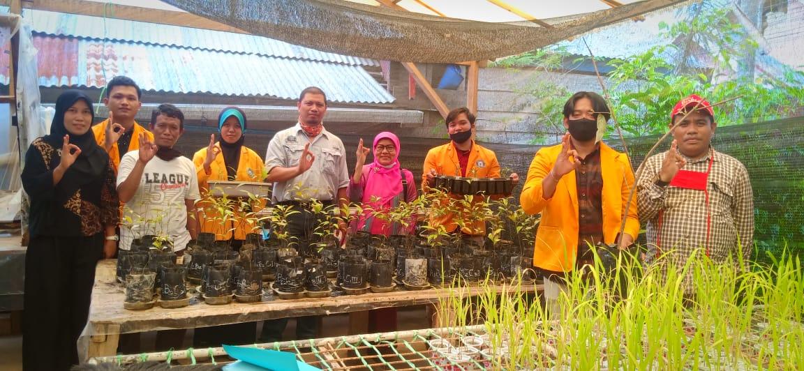FHIL UHO dan SEAMEO BIOTROP Jalin Kerja Sama Pengembangan Pohon Eha di Sultra
