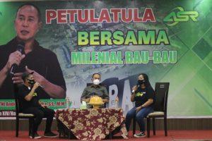 Jenderal Kota Lama Menginspirasi Milenial Baubau