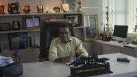 Kembali Diserang Isu Dugaan Plagiat, Rektor UHO Angkat Bicara