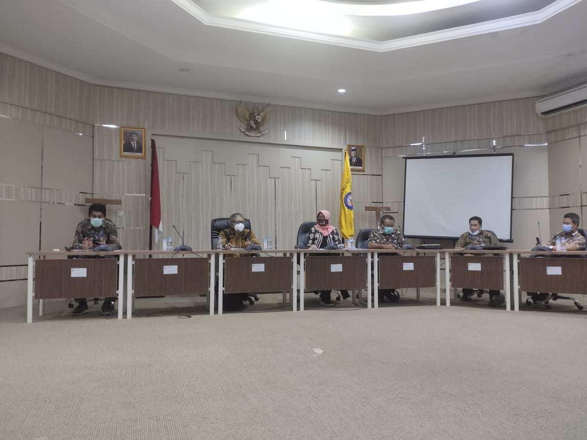 Panitia Pilrek UHO Tegaskan Pelaksanaan Pilrek Sudah Sesuai Aturan