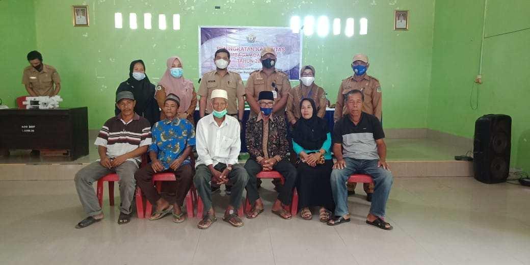 DPMD Sultra Tingkatkan Kapasitas Lembaga Adat Desa di Konkep