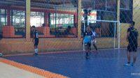 Dukung Semangat Olahraga Pemuda Butur, ASR Gelar Pertandingan Futsal