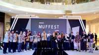 BLK Kendari Tampilkan 12 Busana Kombinasi Tenunan Sultra di MUFFEST Yogyakarta 2021