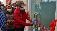 Terus Membangun Busel, Arusani Resmikan Kompleks Perkantoran Bumi Praja Masiri