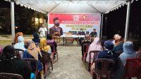 Haerul Saleh Sosialisasi 4 Pilar Kebangsaan di Kendari