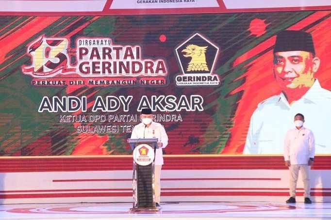Tegas! DPD, DPC dan PAC Partai Gerindra Sultra Siap Dukung Mayjen (Purn) Andi Sumangerukka di Pilgub Sultra