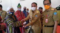 Pemerintah Buton Selatan Berikan Kendaraan Operasional ke Lembaga Adat