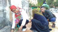 Peringati Hari Lingkungan Hidup, AMI dan FHIL UHO Lakukan Aksi Tanam Pohon