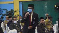 Prof Zamrun Tetap Kokoh, Lanjutkan Kepemimpinan UHO