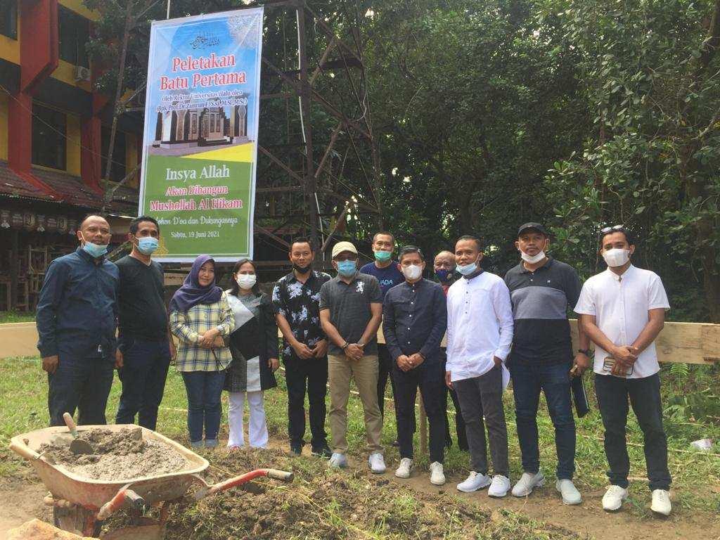 Prof Zamrun Ajak Alumni Berperan Memajukan Perguruan Tinggi