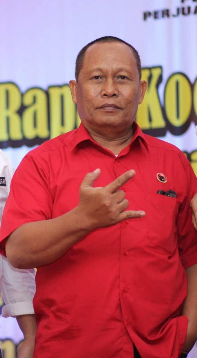 Thamrin Taherong, Tokoh PDI Perjuangan Kota Kendari Tutup Usia