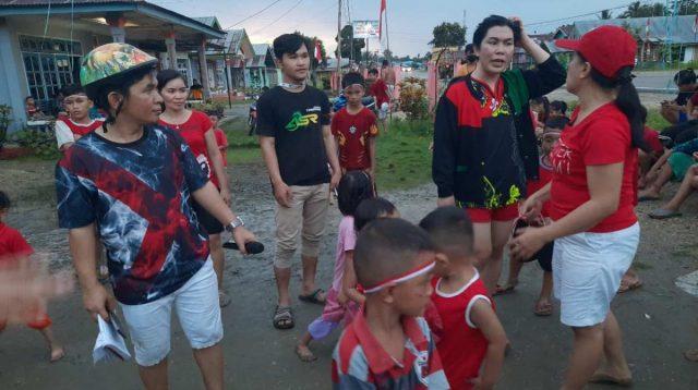 Pererat Tali Silaturahmi, Keluarga Besar ASR Konawe Gelar Lomba Kemerdekaan