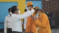 Sambut Ribuan Mahasiswa Baru UHO, Rektor : Jaga Nama Baik UHO