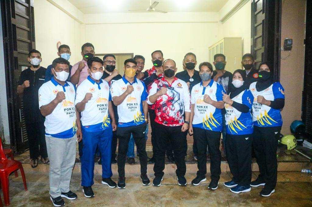Ketua IPSI Sultra Siapkan Bonus Rp 100 Juta Bagi Atlet Silat Peraih Emas di PON Papua
