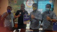 Anton Timbang Balon Tunggal Ketua IMI Sultra