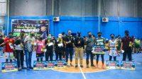 Andi Sumangerukka Dukung Pencarian Bibit Atlet Basket Sultra