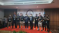 Anton Timbang Kembali Ketuai IMI Sultra