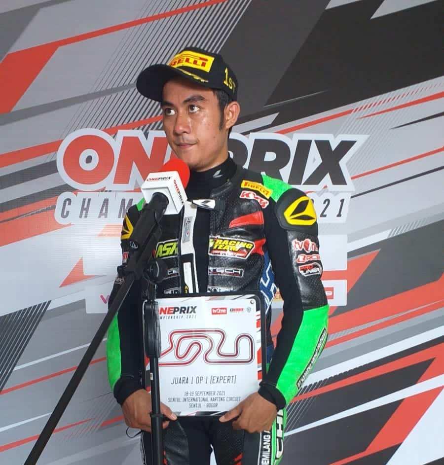 ASR Sultra Racing Team Jawara di Oneprix 2021