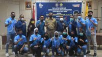 Sejumlah Mahasiswa UHO Ikut PON XX di Papua, Rektor Siapkan Bonus Bagi yang Berhasil Juara