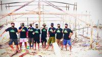 Relawan ASR Bombana Sapa Komunitas Nelayan