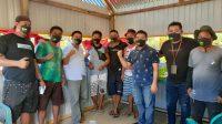Relawan ASR Konkep Terus Perkenalkan Andi Sumangerukka
